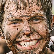 """""""Blå Sommer 2009"""". A big Danish scout camp."""