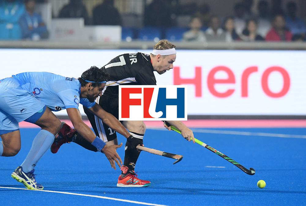 Odisha Men's Hockey World League Final Bhubaneswar 2017<br /> Match id:10<br /> India v Germany<br /> Foto: Christopher Ruehr (Ger) <br /> WORLDSPORTPICS COPYRIGHT FRANK UIJLENBROEK