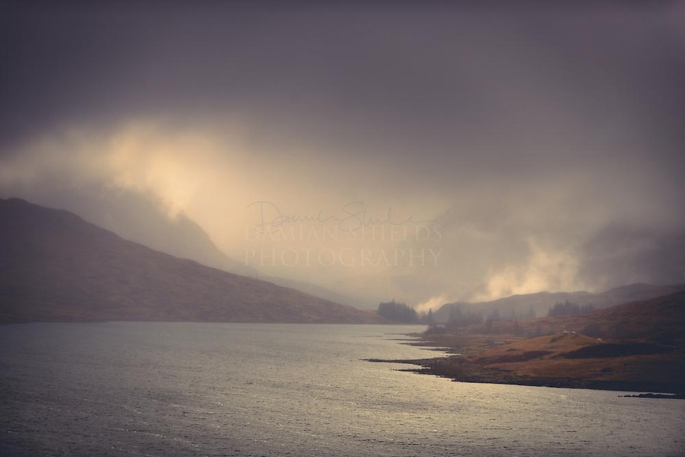 Loch Arklet, Inversnaid, Trossachs, Scotland
