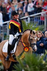 Krause, Nadine (GER) Clooney<br /> Warendorf - Bundeschampionate 2017<br /> © www.sportfotos-lafrentz.de/Stefan Lafrentz