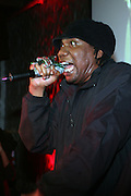 KRS-ONE performs at The Smirnoff Music Series held at Element on February 26, 2008