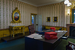 RHP - Refurbished rooms at Kensington Palace. London, March 23 2018.