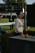 The Countess of March, Glorious Goodwood. 31 July 2007.  -DO NOT ARCHIVE-© Copyright Photograph by Dafydd Jones. 248 Clapham Rd. London SW9 0PZ. Tel 0207 820 0771. www.dafjones.com.