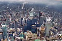 Aerial View, Downtown Toronto