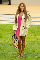 JUNE 18 2013 Arrivals for Burberry Prorsum Menswear Spring -Summer 2014 Collection