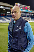 Sheffield Wednesday First Team Coach Steve Agnew  before the The FA Cup 3rd round replay match between Luton Town and Sheffield Wednesday at Kenilworth Road, Luton, England on 15 January 2019.