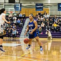 Women's Basketball: University of Scranton Royals vs. Christopher Newport University Captains