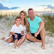 Sellers Family Beach Photos