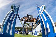 Fred van Straaten - Romantika S<br /> <br /> Nederlands Kampioenschap Springen 2013<br /> © DigiShots