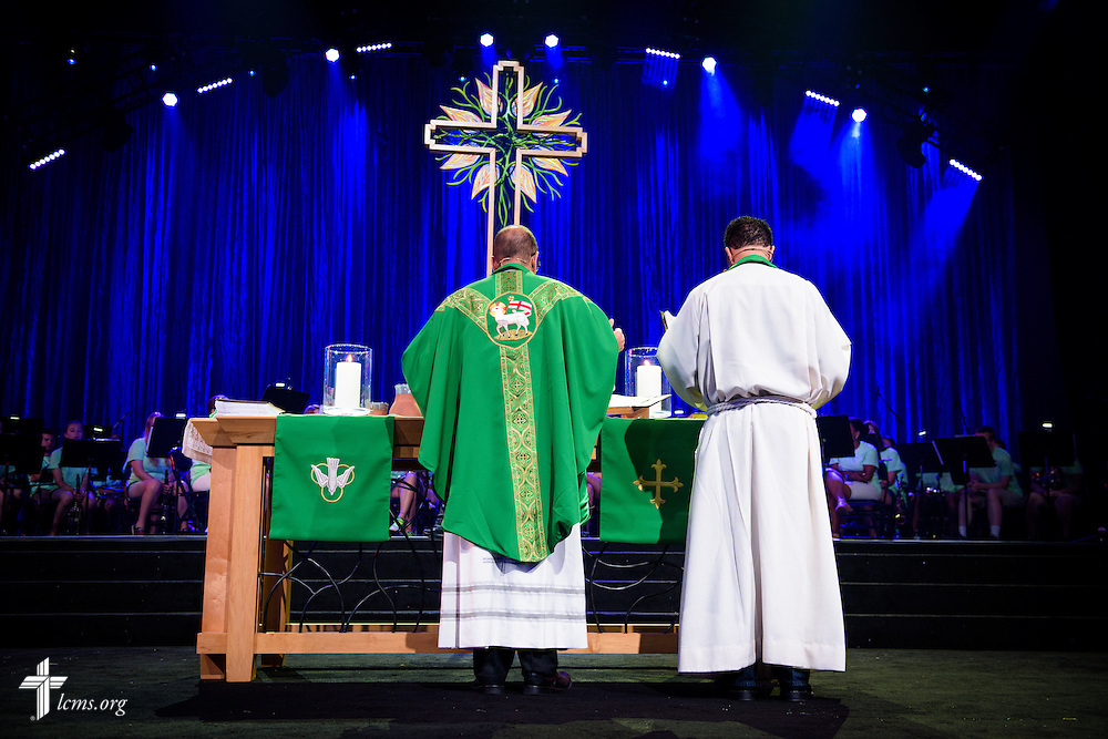 Photographs of the 2016 LCMS National Youth Gathering in New Orleans. LCMS Communications/Erik M. Lunsford