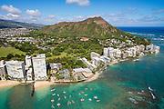 Hale Koa Hotel, Waikiki, Honolulu, Oahu, Hawaii