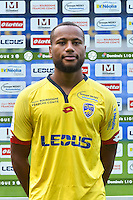 Marco Ilaimaharitra of Sochaux during the FC Sochaux photocall for the season 2016/2017 in Sochaux on September 20th 2016<br /> Photo : Philippe Le Brech / Icon Sport