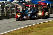 Scott Tucker, Dario Franchitti and Marino Franchitt, Level 5 Motorsports (P2) HPD ARX-03b, Petit Le Mans. Oct 18-20, 2012. © Jamey Price