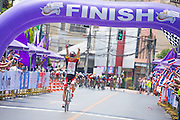 Tour of Thailand 2015/ Stage2/ Buri Ram - Roi-Et/ Hengxiang/ Ma Guang Tong