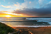 Bells Beach Sunrise Feb 11th 2019<br /> Steve Ryan Photography  2019