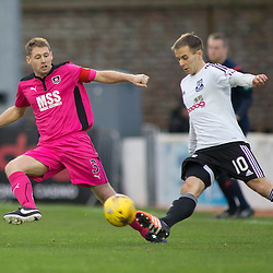Ayr United v Airdrieonians | Scottish League One | 21 November 2015