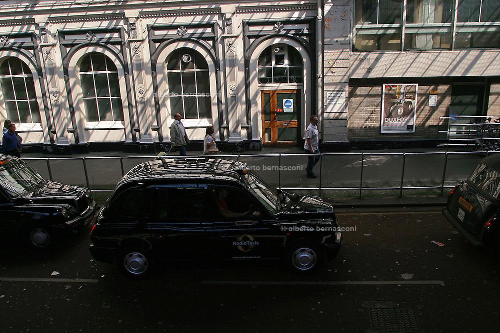 England, London: Paddington station