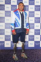 LONDON - SEPTEMBER 05: Derek Derenalagi attended the Paralympic Ball 2012, Grosvenor House Hotel, London, UK. September 05, 2012. (Photo by Richard Goldschmidt)