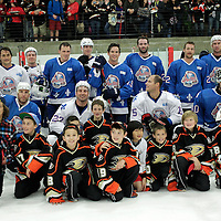 NHLPA CHOC Charity Game