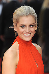 Denise Gough attends The Olivier Awards 2016 at the Royal Opera House in London. 3rd April 2016. EXPA Pictures © 2016, PhotoCredit: EXPA/ Photoshot/ Paul Treadway<br /> <br /> *****ATTENTION - for AUT, SLO, CRO, SRB, BIH, MAZ, SUI only*****