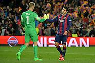 FC Barcelona v Manchester City 180315