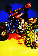 Vibrate Color Effect - ATV Photoshoot - #119 Robert Kramar.