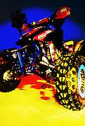 Vibrate Color Effect - ATV Photoshoot - #119 Robert Kramar.