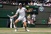 2018 Wimbledon Championships, 15-07-2018. 150718