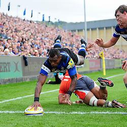 Bath Rugby v Newcastle Falcons