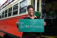 I am a Friend | Valerie, Muni Green Division Streetcar Operator | March 27, 2012