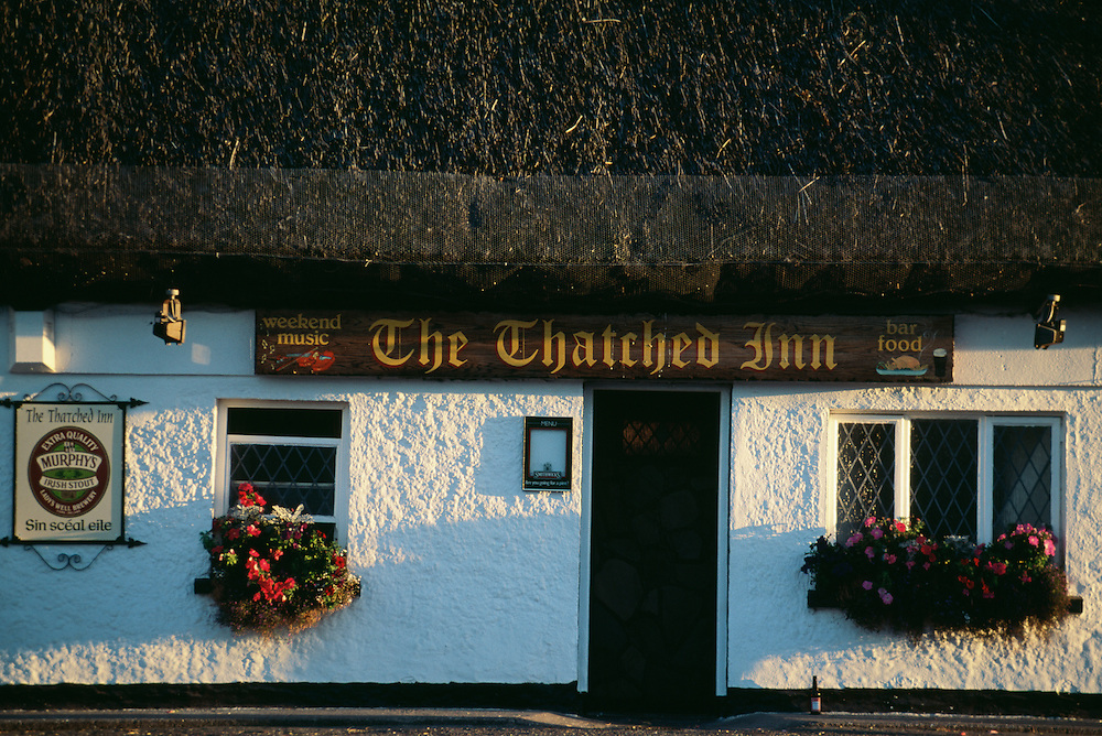 Pub in Southeast Ireland