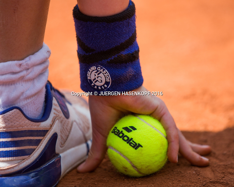 French Open 2016 Feature<br /> <br /> Tennis - French Open 2016 - Grand Slam ITF / ATP / WTA -  Roland Garros - Paris -  - France  - 25 May 2016.