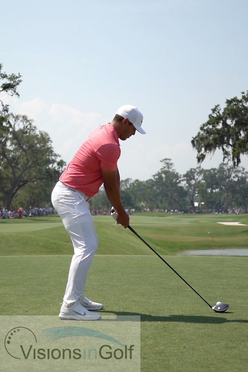 Brooks Koepka<br /> Swing Sequence<br /> <br /> May 2018<br /> Pictures Credit: Mark Newcombe/visionsingolf.com