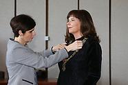 Zur Bürgermeisterin ernannt