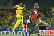 IPL Match 34 Chennai Super Kings v Sunrisers Hyderabad