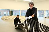 Kunsthalle wird eingerichtet