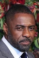 Idris Elba, 64th Evening Standard Theatre Awards, Theatre Royal Drury Lane, London UK, 18 November 2018, Photo by Richard Goldschmidt