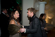 ALEXANDRA SHULMAN; CHRISTOPHER BAILEY, Vogue Fantastic  Fashion Fantasy Party in association with  Van Cleef and Arpels and to celebrate Vogue's secret address book. 1 Marylebone Rd. London. 3 November 2008 *** Local Caption *** -DO NOT ARCHIVE -Copyright Photograph by Dafydd Jones. 248 Clapham Rd. London SW9 0PZ. Tel 0207 820 0771. www.dafjones.com