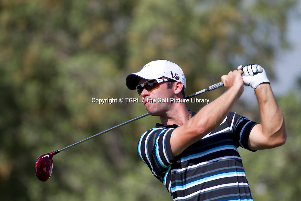 Paul CASEY (ENG) during first round DP World Tour Championship 2013,Jemeirah Golf Estates, Dubai,UAE.