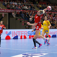 Spain - Norway, 2015 IHF WOMEN HANDBALL WORLD CHAMPIONSHIP