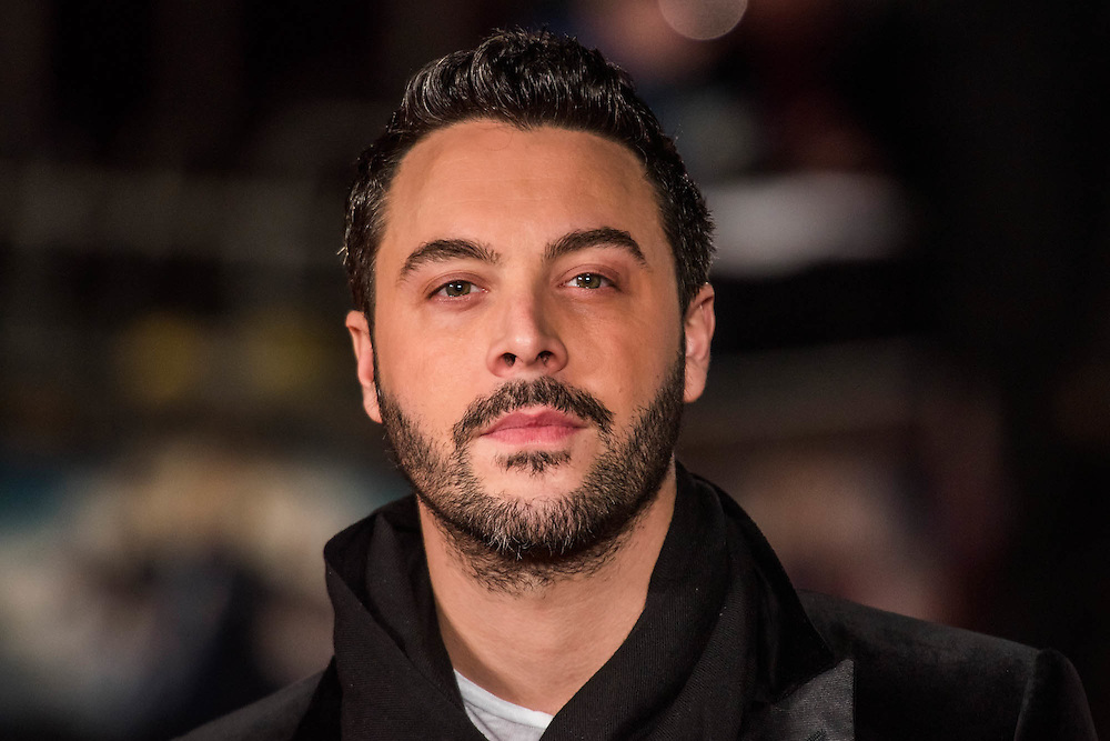 Jack Huston - The European premiere of Pride and Prejudice and Zombies.