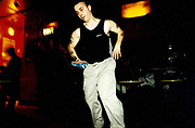 Man Dancing At Northern Soul Club