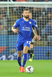 Marcin Wasilewski Leicester City, Leicester City v West Ham Utd, Carling Cup Round 3, King Power Stadium, Tuesday 22nd September 2015.Leicester City v West Ham Utd, Carling Cup Round 3, King Power Stadium, Tuesday 22nd September 2015.