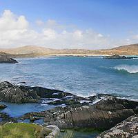 Derrynane National Park near Caherdaniel, County Kerry, ireland