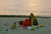 Couple Loving, Sunset Point, Cape May, South Jersey, NJ