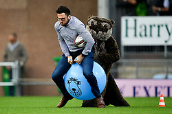 Half time Otter Challenge  - Mandatory by-line: Ryan Hiscott/JMP - 21/09/2019 - RUGBY - Sandy Park - Exeter, England - Exeter Chiefs v Bath Rugby - Premiership Rugby Cup