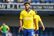Leeds United Forward Tyler Roberts (11) during the Pre-Season Friendly match between Southend United and Leeds United at Roots Hall, Southend, England on 22 July 2018. Picture by Stephen Wright.