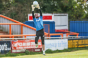 Forest Green Rovers Sam Russell(23) during the Vanarama National League match between Braintree Town and Forest Green Rovers at the Amlin Stadium, Braintree, United Kingdom on 24 September 2016. Photo by Shane Healey.