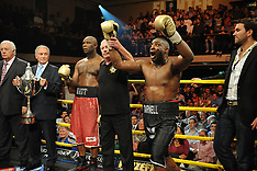 09.10.10 YORK HALL, BETHNAL GREEN, PRIZEFIGHTER THE HEAVYWEIGHTS, PRIZEFIGHTER/MATCHROOM SPORT