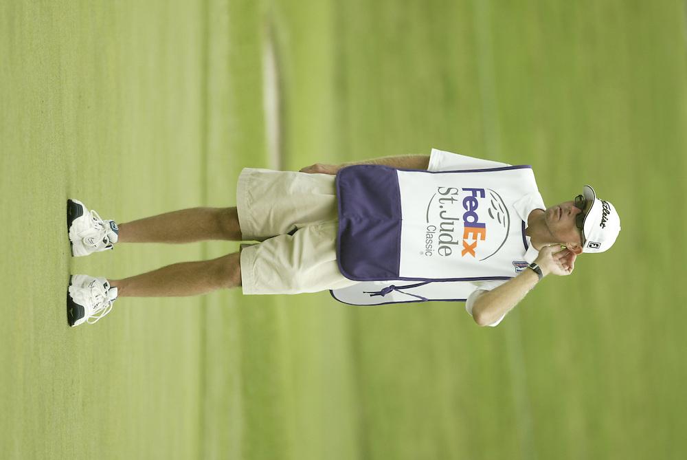 Justin Hoyle..2003 FedEx/St. Jude Classic..June 26-29 2003..TPC at Southwind..Memphis, TN..photograph by Darren Carroll